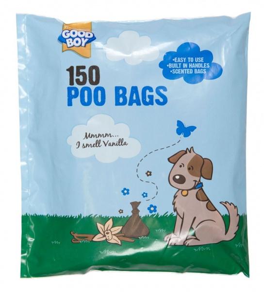 Bilde av 150 Hundeposer M/duft