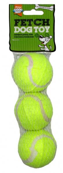 Bilde av 3pk Tennisball Til Hund