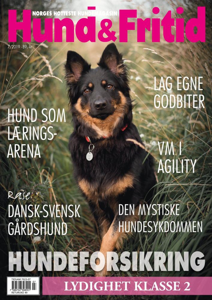 Bilde av Hund&fritid Hundemagasin - Enkeltblader
