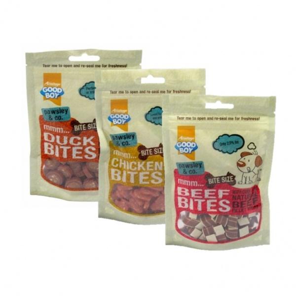 Bilde av 3pk Mixed Bites Med 50-70% Kjøtt